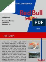 Red Bull- Comportamiento Del Consumidor