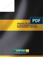 Manual de Orientacao e Procedimentos Do RT Ver 1.1.1 19SET13