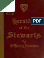 HERALDRY OF THE STUARTS BY HARVEY JOHNSTON