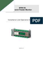BFM136 Manual