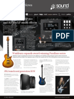 Sound Technology MI Newsletter - February 2014