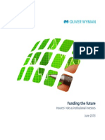 VIIII. EU Insurers' role as institutional investors