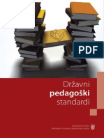 Drzavni Pedagoski Standard