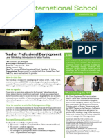 Taktse Teacher Professional Development Program