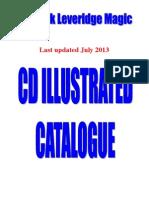 Mark Leveridge Magic Catalog