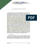 Zalamea, Fernando - Peirce and Latin American 'Razonabilidad'