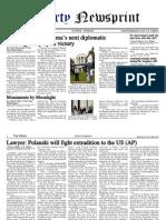 Libertynewsprint 9-28-09 Edition
