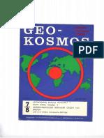 Geokosmos 7-8