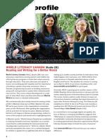 401 Richmond Update Tenant Profile_World Literacy Canada