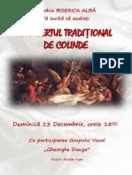 Afis Concert 2012 Biserica v1