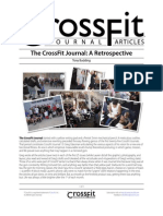 CrossFitJournal Budding Retrospective