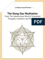 Healers Journal Hong Sau Meditation Guide