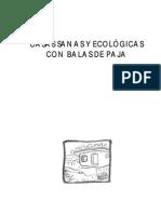 eBook Casas Sanas y Ecologicas Con Paja