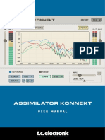Tc Electronic Assimilator Manual English