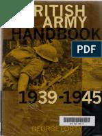 British Army Handbook 1939-1945