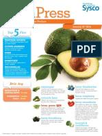 Sysco Fresh Press 1.31.14
