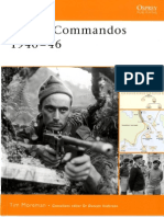 Osprey - Battle Orders 018 - British Commandos 1940-46