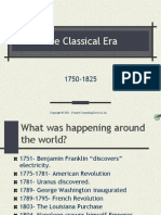 Classical Period