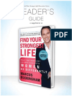 Finding Your Strongest Life - Leaders Guide