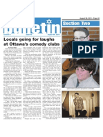 Locals going for laughs at Ottawa's comedy clubs (Page 1)