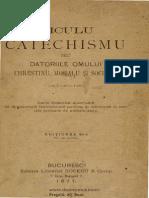 Micul Catehism - 1877