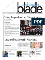 Washingtonblade.com, Volume 45, Issue 5, January 31, 2014