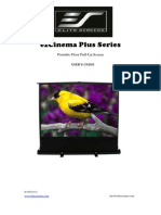 User Guide Ezcinema Plus Series