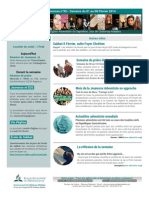 Bulletin Annonces n°95a - 01Fev2014