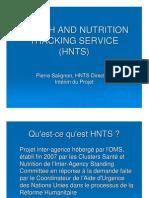 Introduction HNTS Français