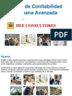 Confiabilidad Humana HEE Consultores - Curso