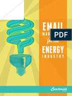 Email Marketing for Energy Suppliers
