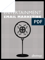 Email Marketing for the Entertainment Industry
