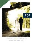 Cantigny Wedding Brochure
