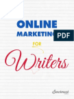 Online Marketing for Writers