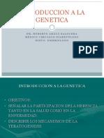 1.- Intro a La Genetica