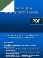 administracion pública