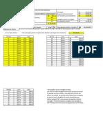 Cálculo Revisional Veículo  - LAYZE PASTORINI BARBOZA X AYMORE CREDITO FINANCIMANETO E INVESTIMENTO - 19-11-2013