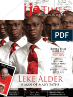 NaijaTimes Sept 2009 Edition