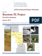 Keystone Environmental Impact Statement