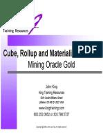 CubeRollup Slides