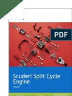 Scuderi Split Cycle Engine
