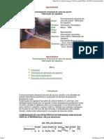 Processamento Artesanal da Cana de Açúcar- Fabricação da Rapadura