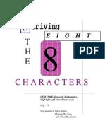 Bazi Eight Characters