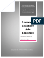 Amanecer Del Arte 2014-1