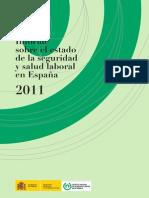 Informe Sst 2011