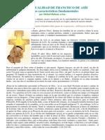 LA ESPIRITUALIDAD DE FRANCISCO DE ASÍS - Michel Hubaut