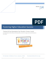 Tuition Exemption White Paper - Florida's Children First