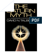 The Saturn Myth - David N. Talbott (1980)