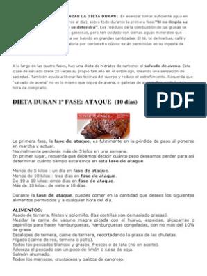 Consejos Antes De Comenzar La Dieta Dukan Carne Dieta