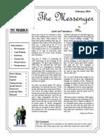 February 2014 Messenger